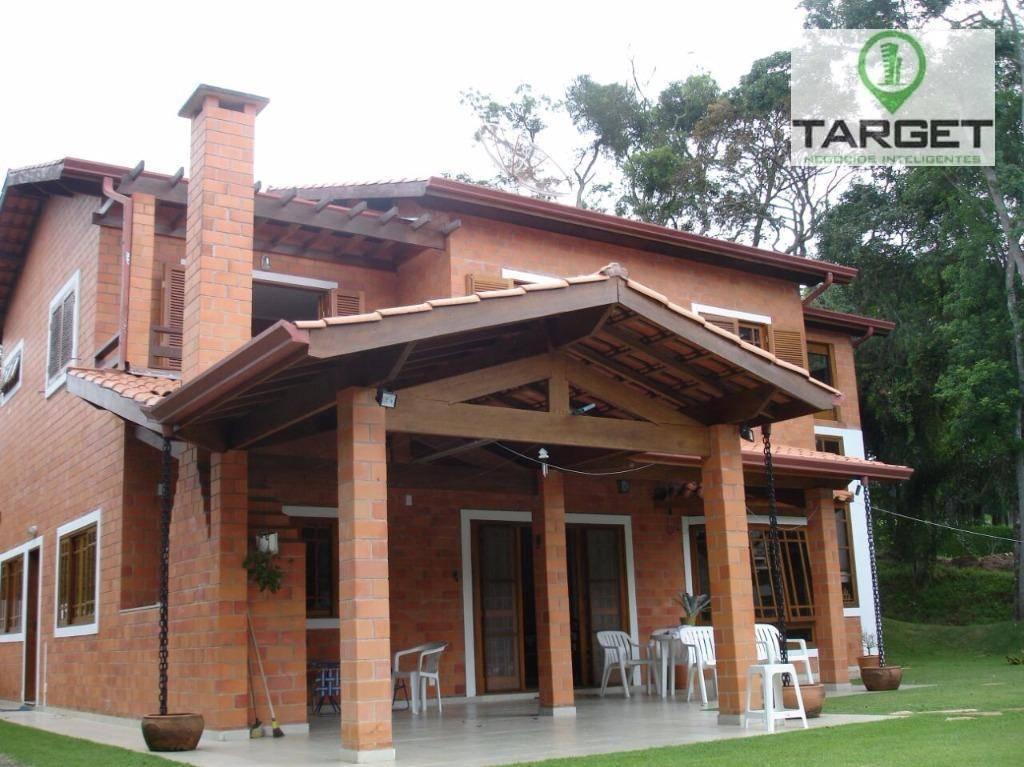 Casa com 4 dormitórios à venda, 292 m² por R$ 1.100.000,00 - Ressaca - Ibiúna/SP