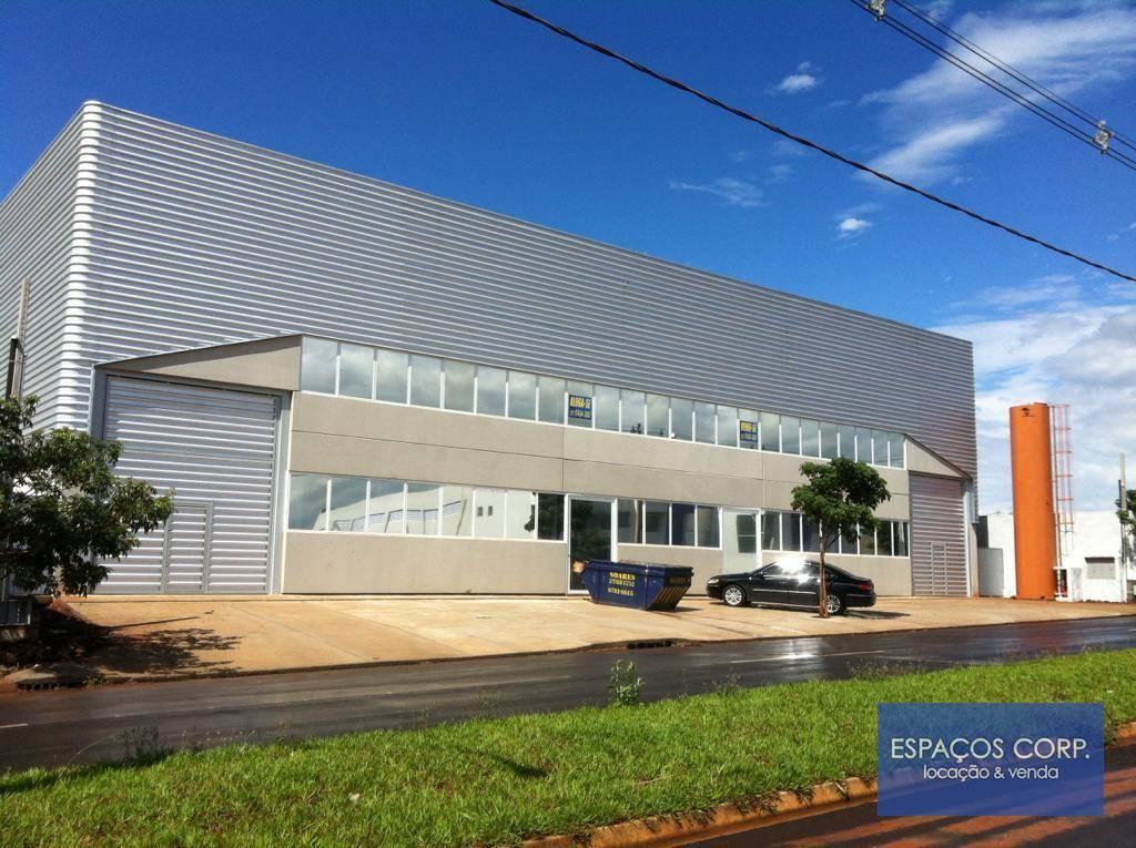 Galpão para localização, 1.700m² - Centro Empresarial Castelo Branco - Boituva/SP