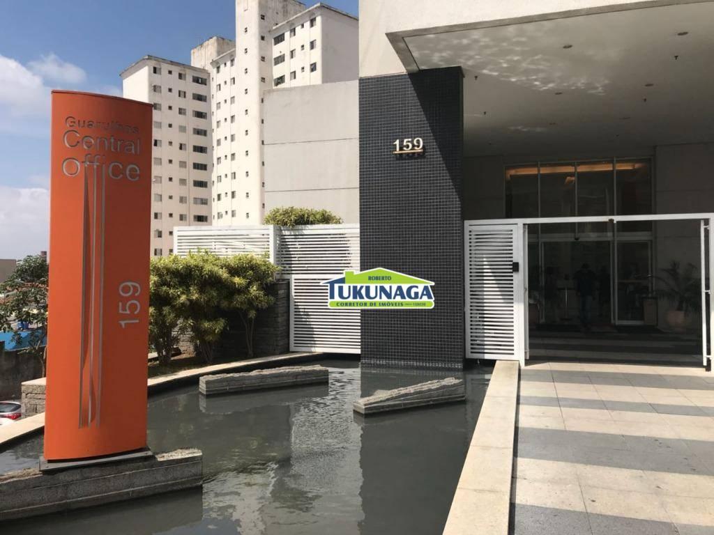 Sala comercial à venda Central Office, Centro, Guarulhos.