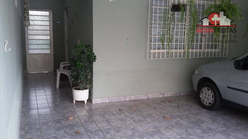 Casa de 3 dormitórios à venda em Jardim Satélite, São José Dos Campos - SP