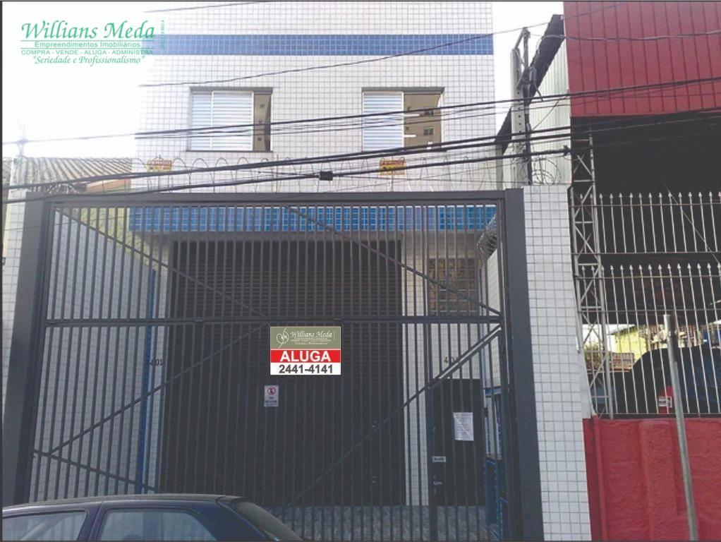 Salão para alugar, 80 m² por R$ 3.300/mês - Vila Progresso -