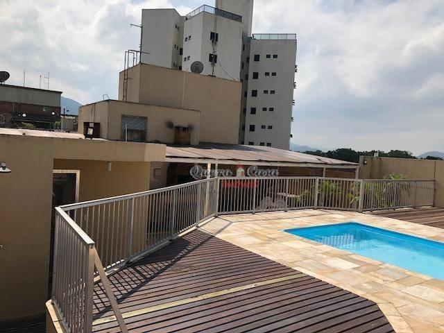 Apartamento residencial à venda, Loteamento João Batista Jul
