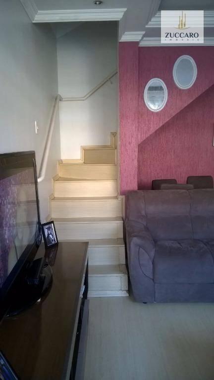 Sobrado de 2 dormitórios à venda em Cidade Serodio, Guarulhos - SP