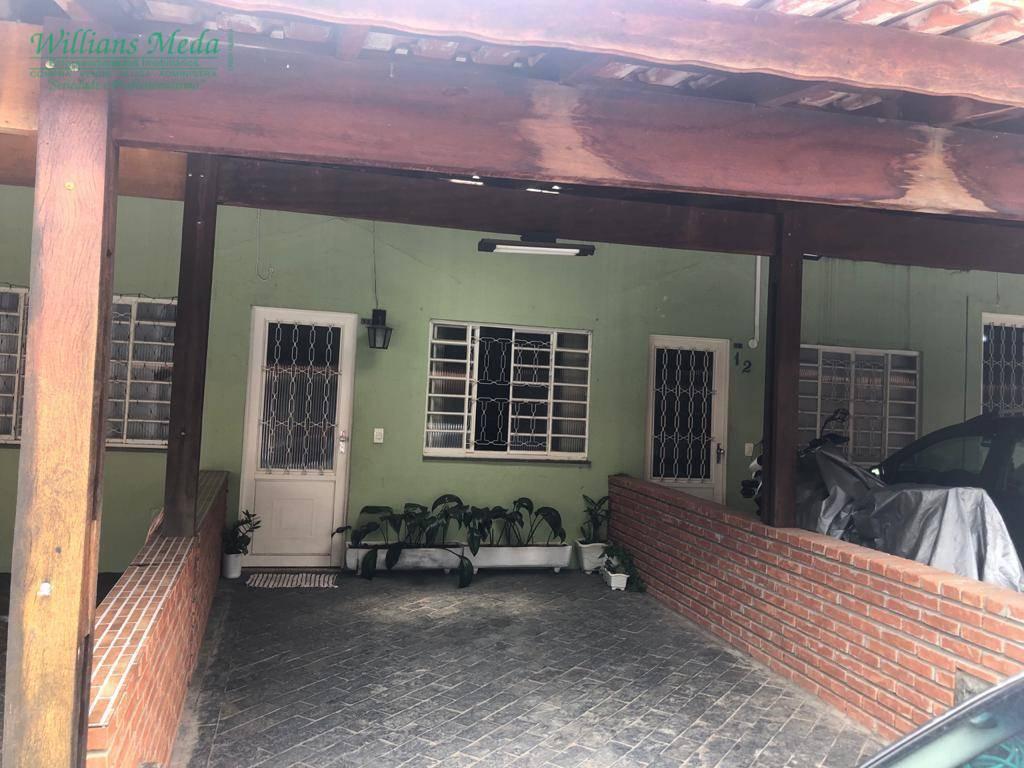 Sobrado com 2 dormitórios à venda, 60 m² por R$ 270.000,00 - Jardim Adriana - Guarulhos/SP