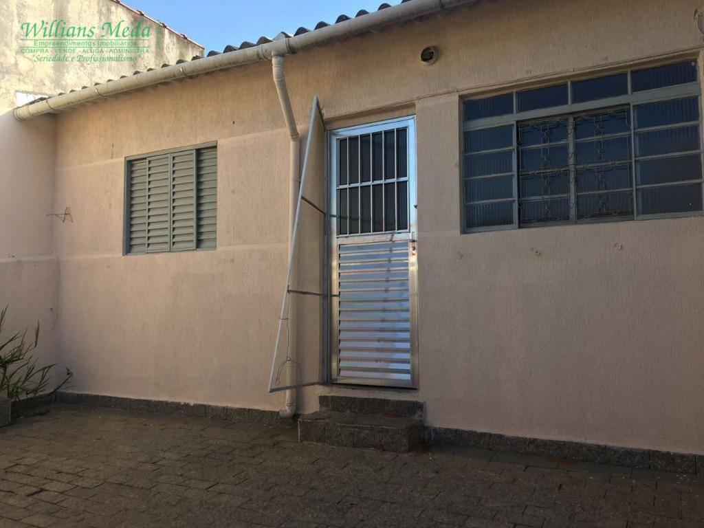 Casa residencial para locação, Vila Bremen, Guarulhos.