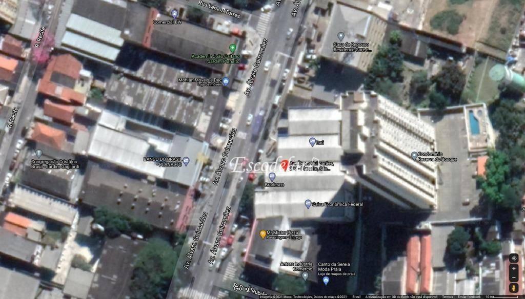 Salão para alugar, 553 m² por R$ 25.088,30/mês - São Bernardo do Campo - São Bernardo do Campo/SP