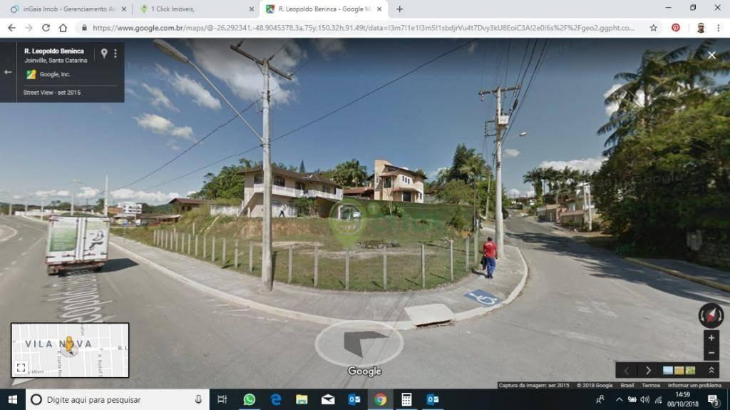 Casa Joinville Vila Nova 2068927