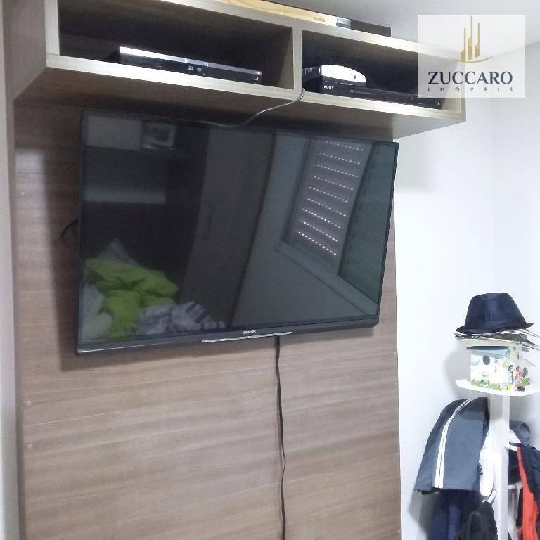Apartamento de 2 dormitórios à venda em Vila Rosália, Guarulhos - SP