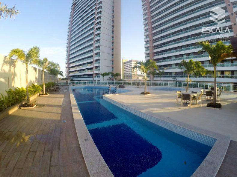 Varandas do Bosque, 3 quartos à venda, 120 m², novo, 2 vagas, área de lazer, financia - São Gerardo - Fortaleza/CE
