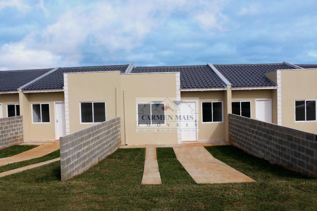 Casa residencial à venda, Cará-cará, Ponta Grossa.