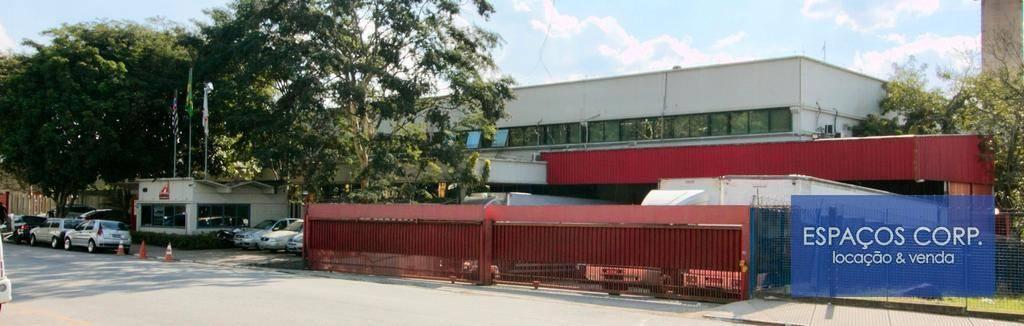 Galpão industrial e cross dock à venda e/ou locação - Itapevi/SP