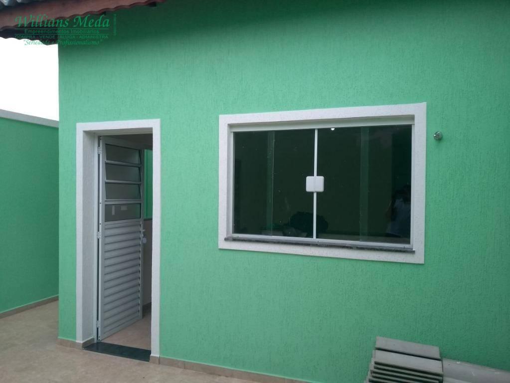 Casa residencial à venda, 2 dormitórios, 2 vagas. Parque Fla