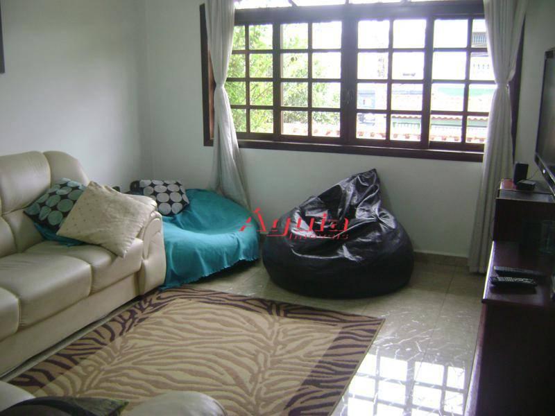 Sobrado Residencial à venda, Jardim Rina, Santo André - SO0053.