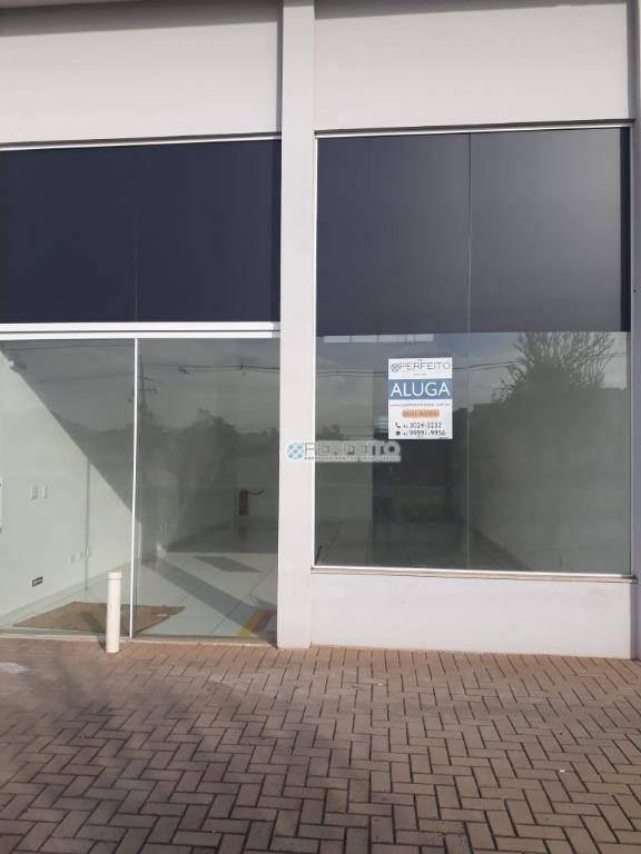 Loja para alugar em Londrina no Bela Suiça, 81 m² por R$ 2.750,00/mês