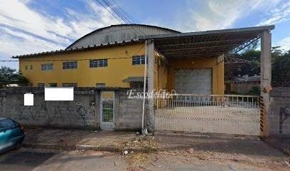 Galpão à venda, 1375 m² por R$ 2.970.000,00 - Jardim Santa Emilia - Guarulhos/SP