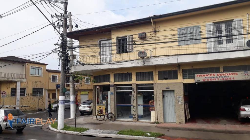 Salão Comercial Sobreposta na Av. Joao Dias