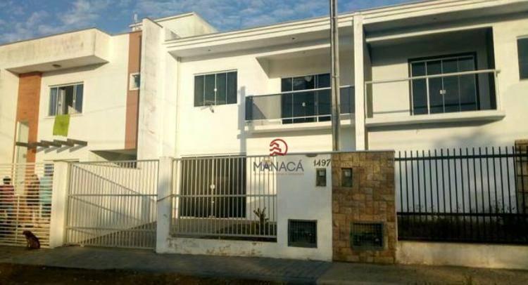 Sobrado com 3 dormitórios à venda, 116 m² por R$ 195.000,00 - Itacolomi - Balneário Piçarras/SC