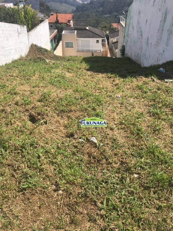 Terreno residencial à venda, Aruã, Mogi das Cruzes.