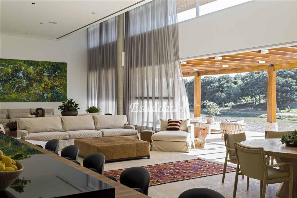 Casa à venda, 1850 m² por R$ 20.500.000,00 - Condomínio Terras de São José - Itu/SP