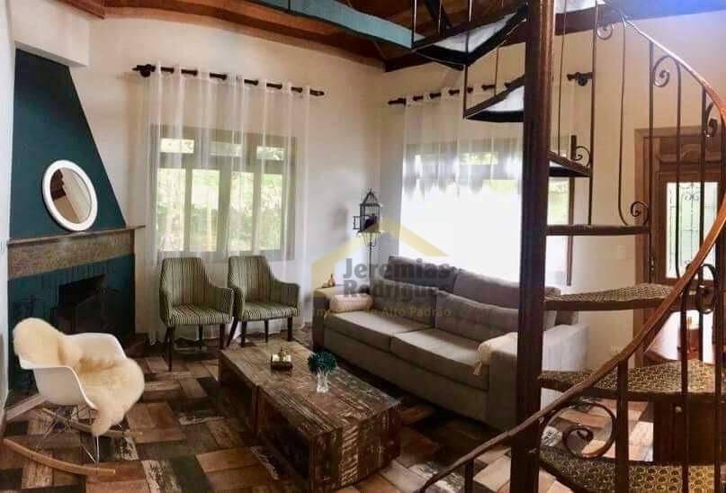 Casa à Venda, Estância das Águas Claras, Campos de Jordão