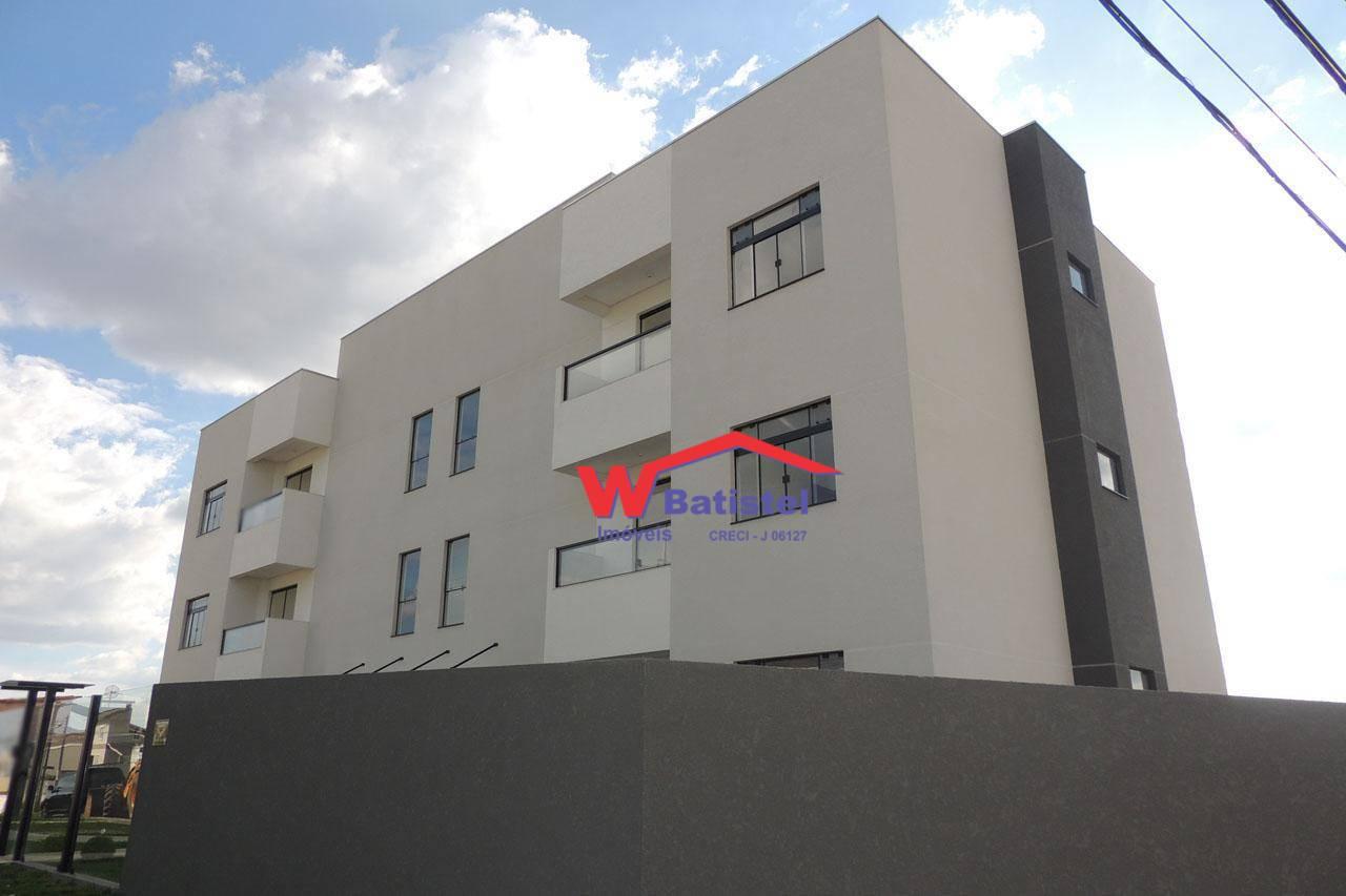 Apartamento com 2 dormitórios à venda, 51 m² Rua São Pedro nº 485 - Vila Alto da Cruz III - Colombo/PR