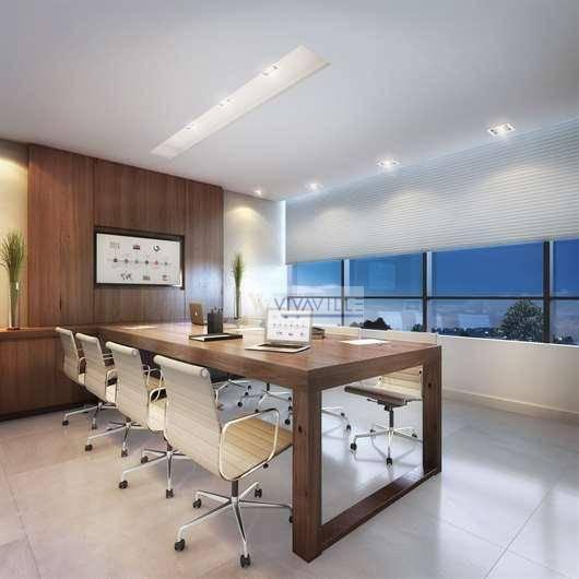 Sala à venda, 47 m² por R$ 695.000 - Batel - Curitiba/PR