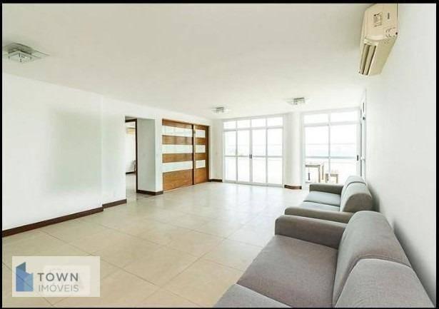 Cobertura com 3 dormitórios para alugar, 320 m² por R$ 7.450/mês - Boa Viagem - Niterói/RJ