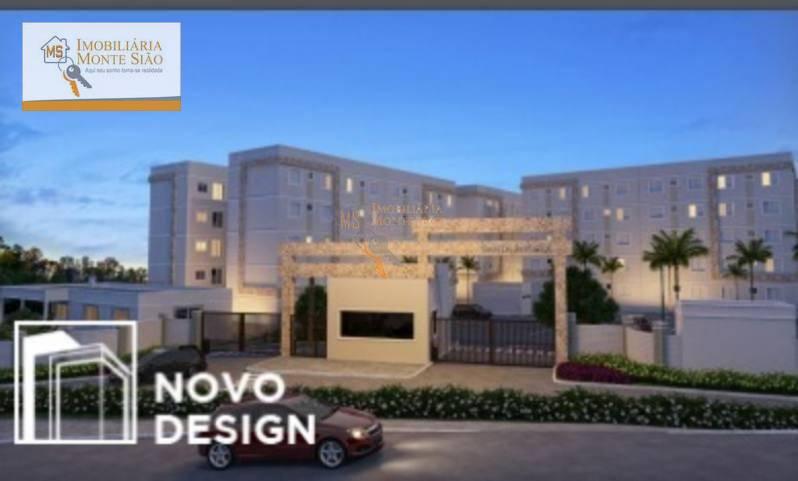 Apartamento Residencial à venda, Jardim Nova Cidade, Guarulhos - .