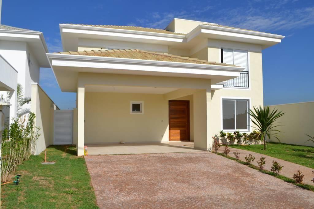 Casa 3 Dorm, Condomínio Terras do Cancioneiro, Paulinia (CA1540) - Foto 2