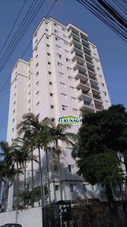 Apartamento residencial à venda, Jardim Aida, Guarulhos.