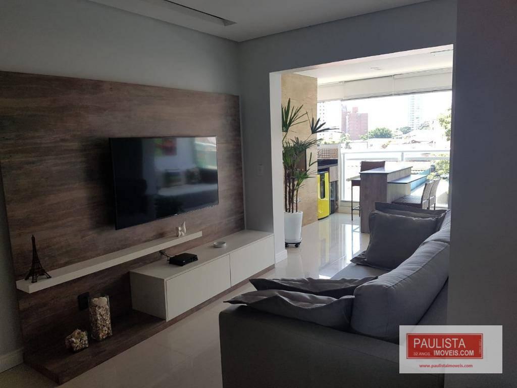 Venda apartamento 3 suítes Vila Mascote