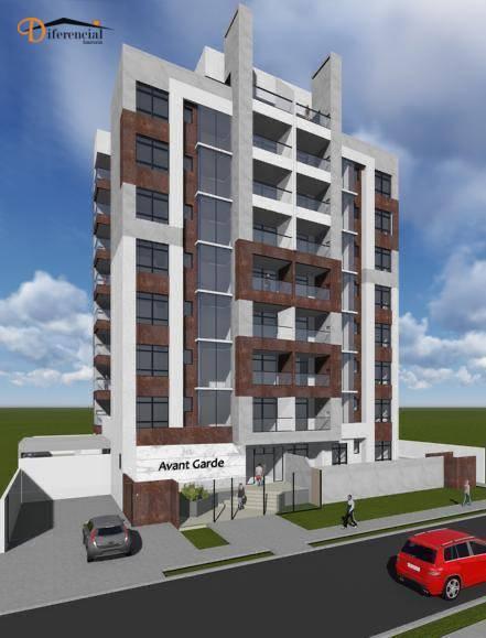Apartamento Garden com 3 dormitórios à venda, 194 m² por R$ 850.158 - Vila Izabel - Curitiba/PR