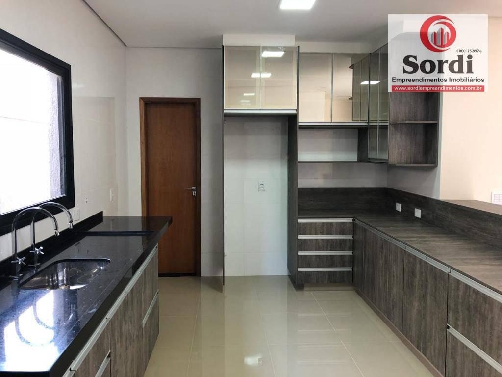 Sobrado com 3 dormitórios à venda, 230 m² por R$ 820.000 - Distrito de Bonfim Paulista - Ribeirão Preto/SP