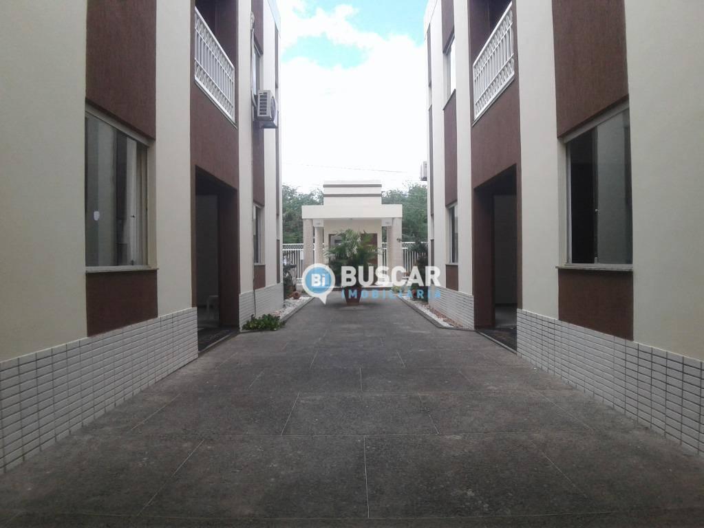 Apartamento com 2 dormitórios para alugar, 96 m² por R$ 850,00/mês - Parque Ipê - Feira de Santana/BA