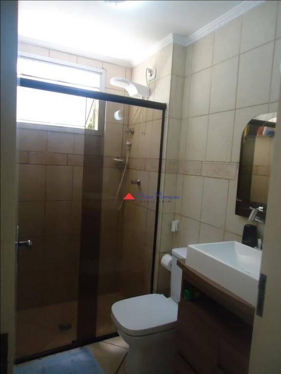 Apartamento com 2 dormitórios à venda, 60 m² por R$ 240.000 - Jardim D Abril - Osasco/SP