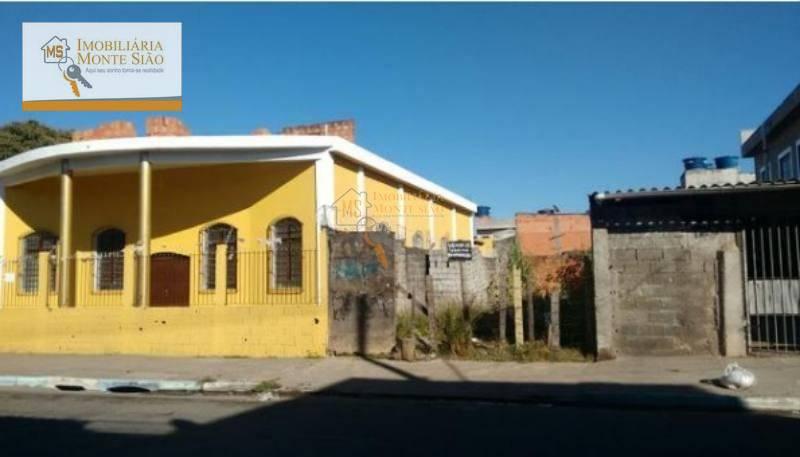 Terreno Residencial à venda, Jardim Ponte Alta I, Guarulhos - .