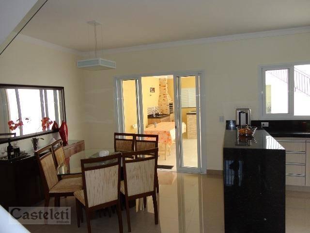 Sobrado de 4 dormitórios à venda em Alphaville Campinas, Campinas - SP