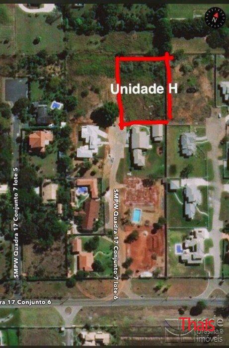 Terreno à venda em Park Way, Brasília - DF