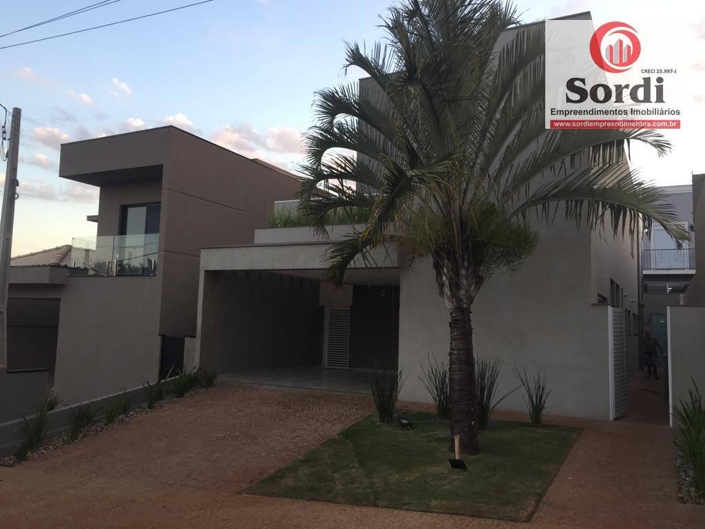 Sobrado com 3 dormitórios à venda, 224 m² por R$ 850.000 - Vila Do Golf - Ribeirão Preto/SP