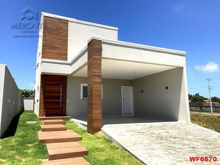 Casa em condomínio | Jardins das Dunas | Mangabeiras | Eusébio (CE) -