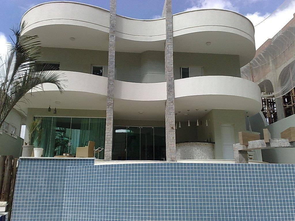Casa 4 Dorm, Alphaville Dom Pedro, Campinas (CA1651) - Foto 9