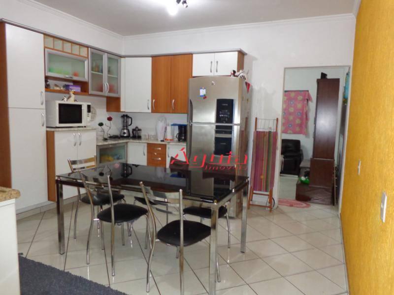 Casa Residencial à venda, Parque Capuava, Santo André - CA0042.