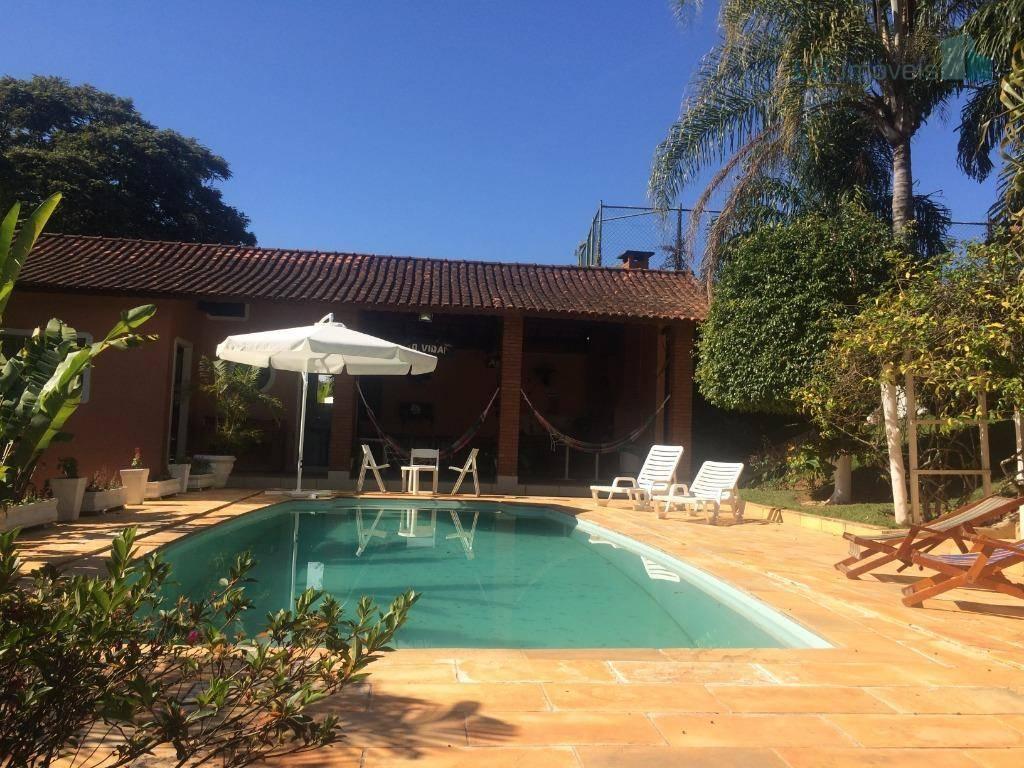 Chácara com 2 dormitórios à venda, 300 m² por R$ 590.000,00 - Jarinu - Jarinu/SP