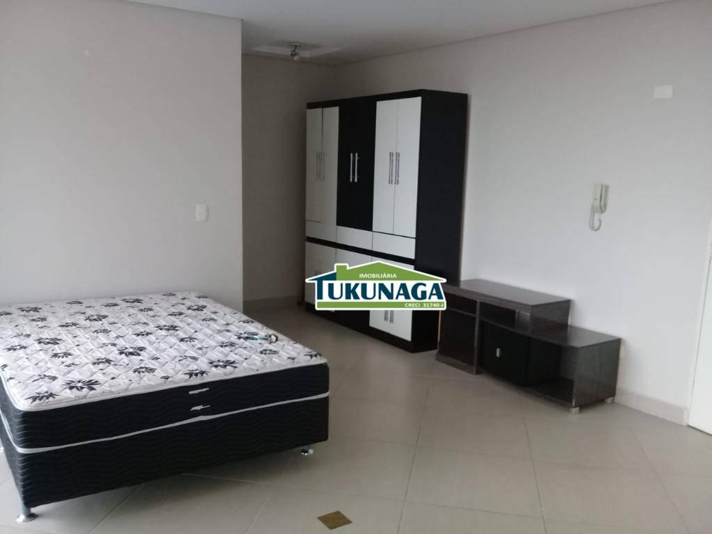 Studio à venda, 36 m² por R$ 250.000,00 - Vila Augusta - Guarulhos/SP