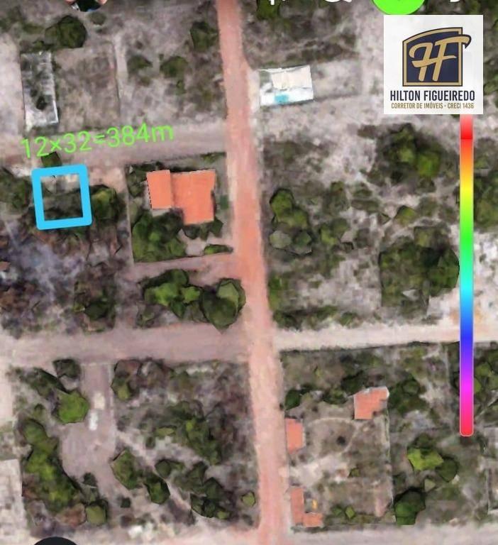 Terreno à venda, 384 m² por R$ 90.000 - Portal do Sol - João Pessoa/PB