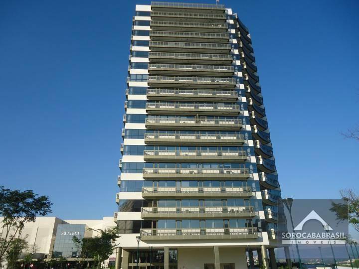 Sala para alugar, 245 m² por R$ 15.000,00/mês - Edifício Iguatemi Business - Votorantim/SP