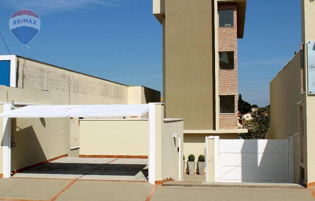 Apartamento em Atibaia! Uma unidade por andar.  Linda vista