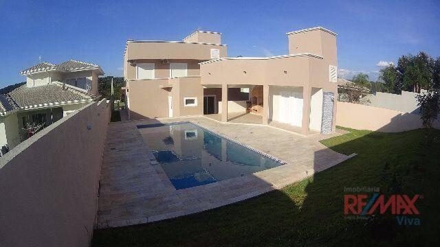 Casa com 4 dormitórios à venda, 400 m² por R$ 1.450.000,00 - Condomínio Shamballa II - Atibaia/SP
