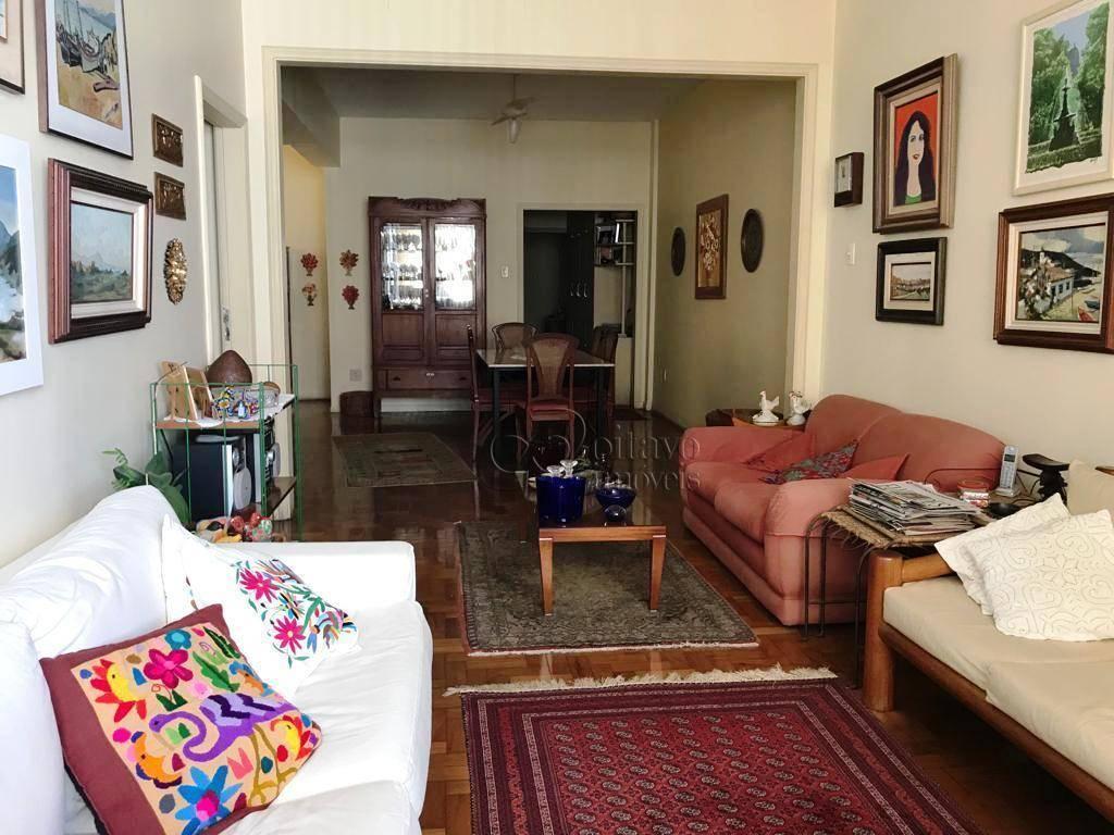 Apartamento em Leme  -  Rio de Janeiro - RJ