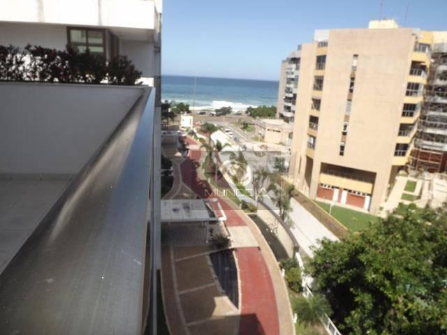 Cobertura em Barra da Tijuca  -  Rio de Janeiro - RJ